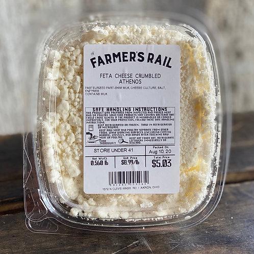 Crumbled Feta Cheese, Athenos, 8-10oz