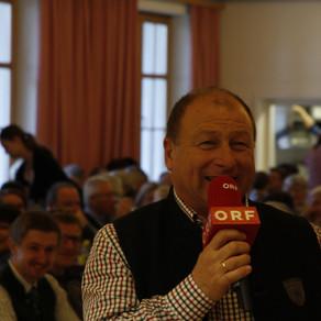 ORF Frühschoppen Vereinshaus Silbertal