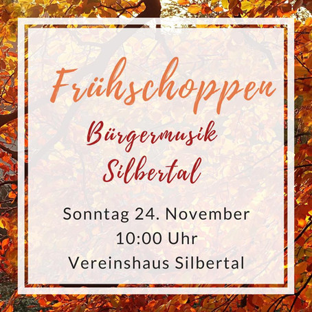 ~ Frühschoppen ~