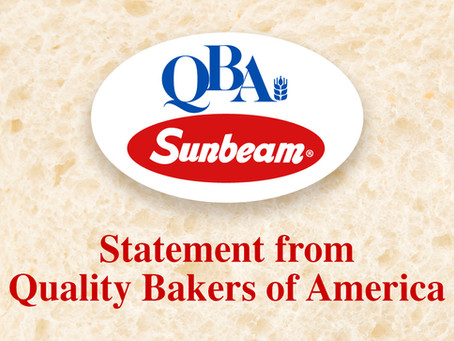 Statement from Quality Bakers of America