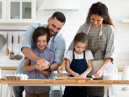 "Celebrate National ""Bake for Family Fun Month"" with Sunbeam!"