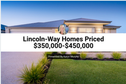 Lincoln-Way Homes Priced $350,000-$450,000