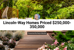 Lincoln-Way Homes Priced $250,000-$350,000