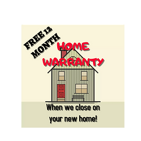 FREE HOME WARRANTY - Made with PosterMyW