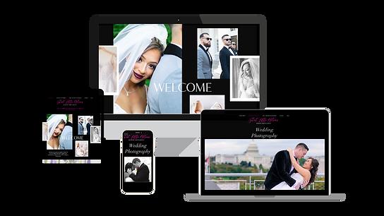 SLN Mock up Website multiple devices by