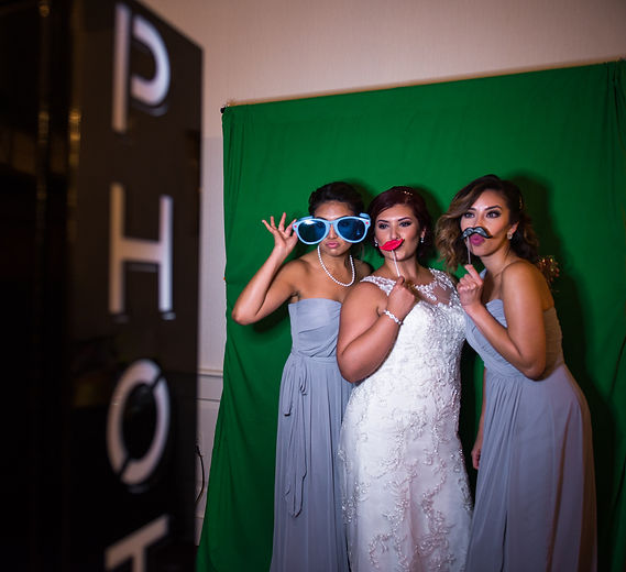 Green Screen Photo Booth Rental VA MD DC