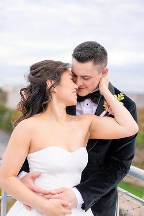 rooftop wedding in washington dc