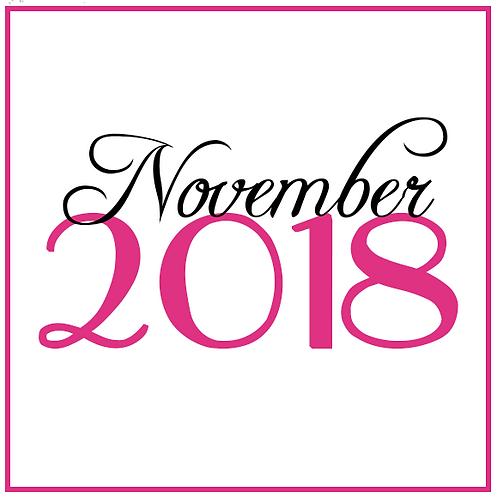 November 2018