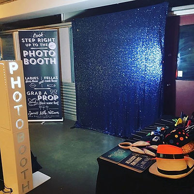 Photo Booth Rental virginia Sweet Little Notions