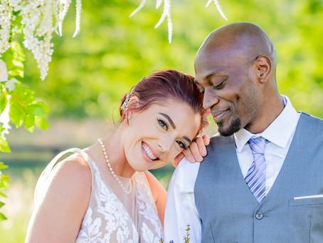 Frank & Jennifer: Wedding Elopement in Round Hill, VA