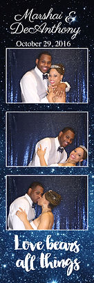 Photo Booth Rental VA MD DC Strip Design