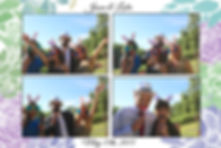 4x6 Photo Strip Design