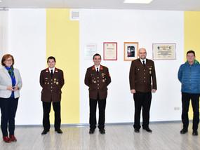 Die Freiwillige Feuerwehr Neuhofen an der Ybbs wählte ein neues Kommando