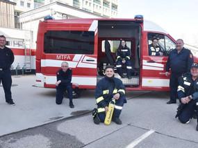 Ausbildung zum Atemschutz-Geräteträger am 09. & 10.04.2021