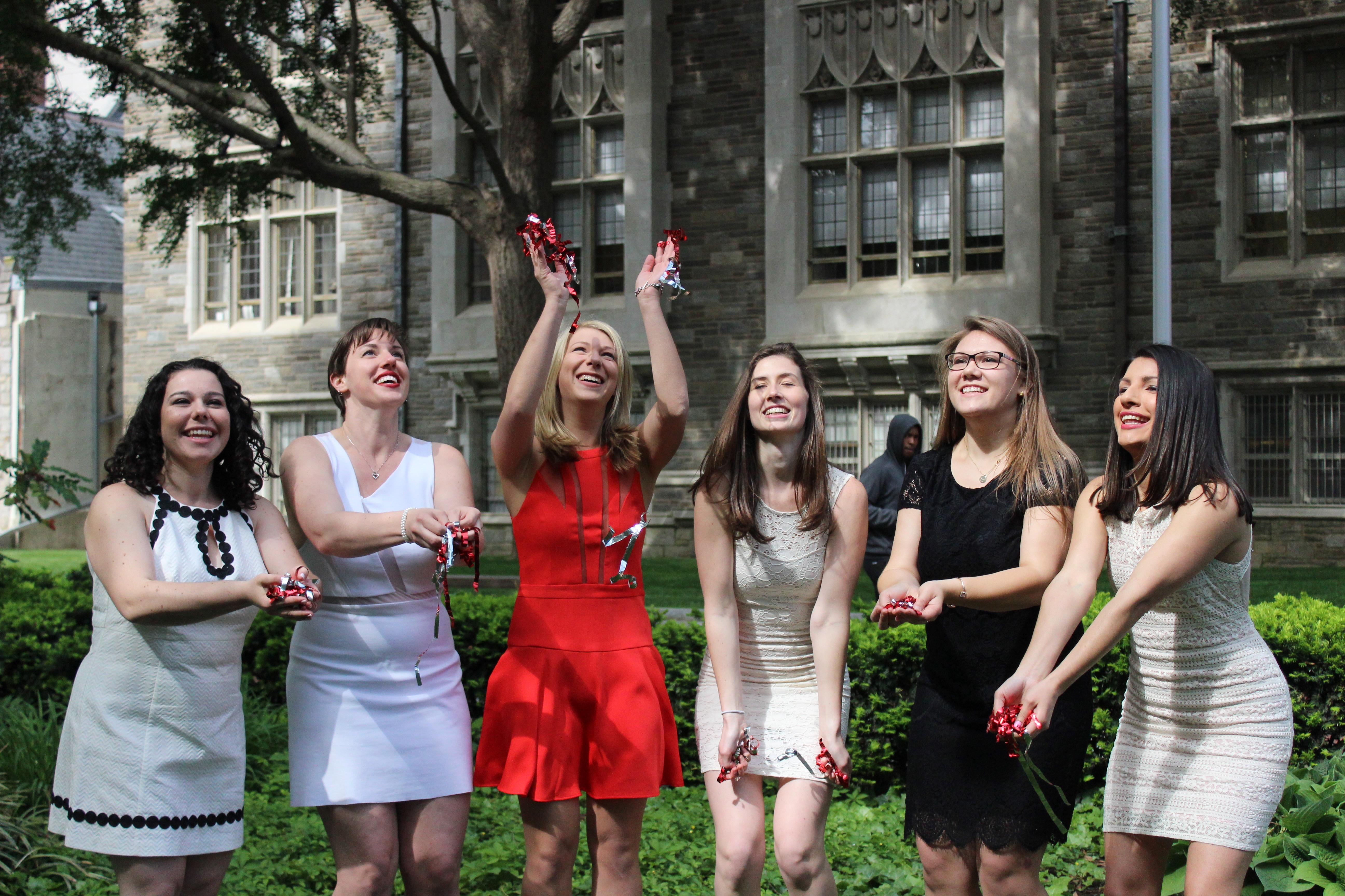 Temple University Graduation (2017)