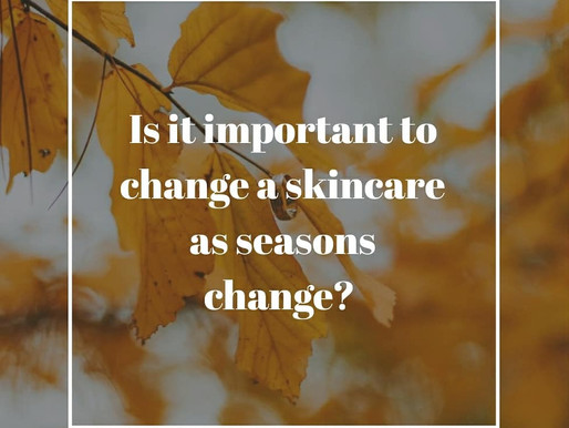 Here's How Your Skincare Routine Should Change in Cooler Weather.