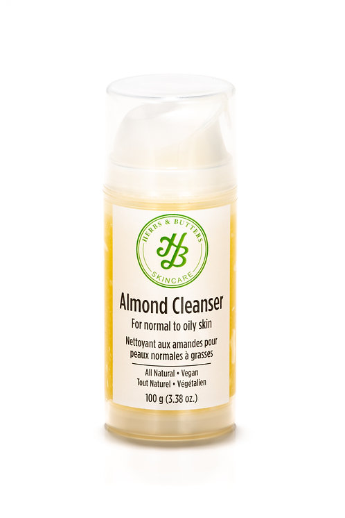 Almond Cleanser for normal to oily skin