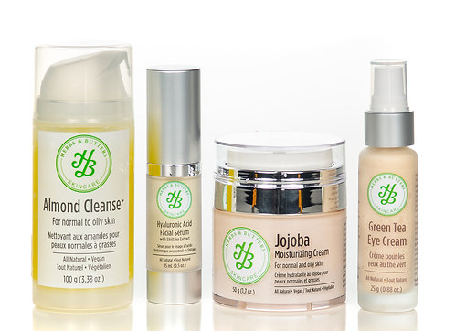 Luxurious Combo  for Normal to Oily Skin