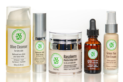 Luxurious Combo Set for Dry and Mature Skin