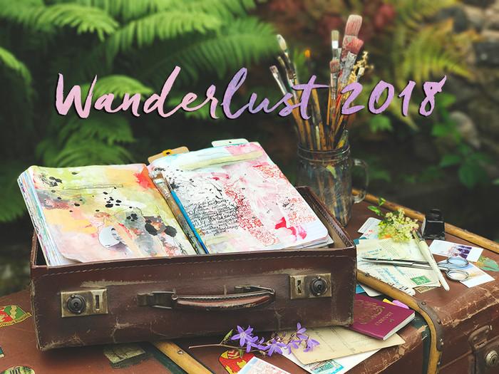Announcing Wanderlust 2018