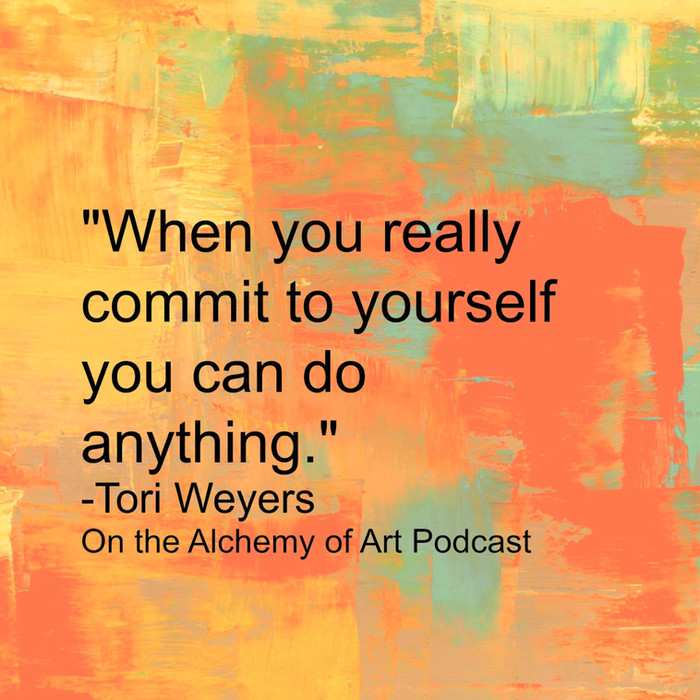 Alchemy of Art Podcast Episode 33