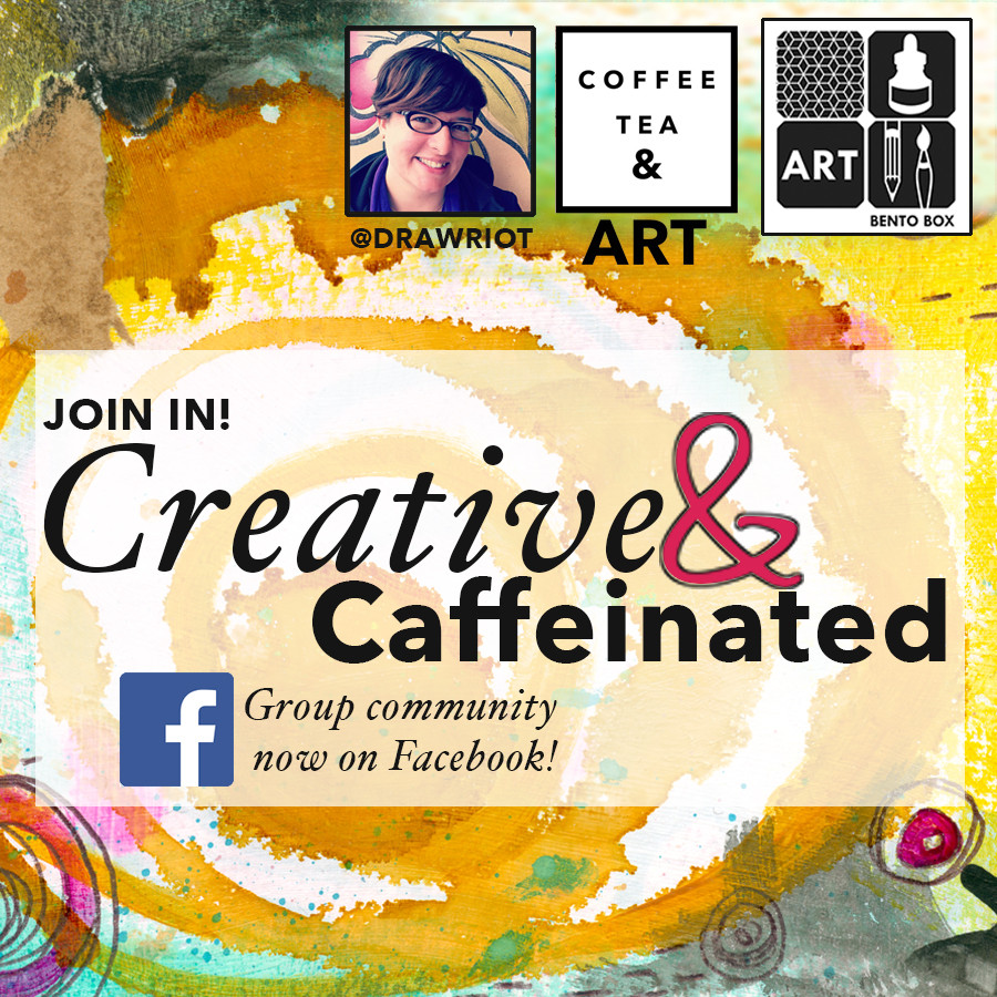 Creative And Caffeinated Facebook Group