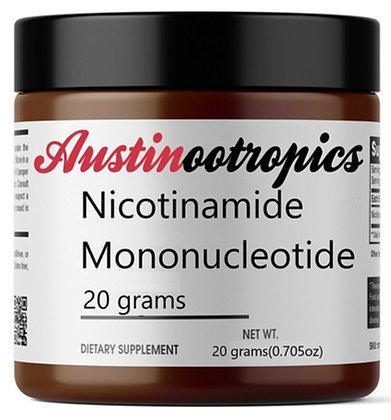 NMN (mononucleótido de nicotinamida) - Polvo, 120 g