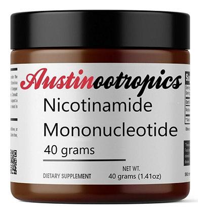 NMN (mononucleótido de nicotinamida) - Polvo, 40 g
