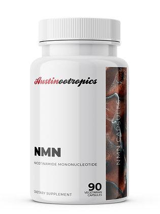 NMN - Nicotinamide Mononucleotide Pure Potency 500mg/Serve, 90 capsules