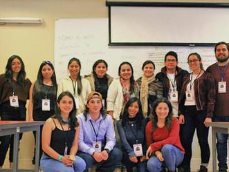 Participación ONG Micófilos en Congreso Latinoamericano de Estudiantes de Ciencias Forestales 2019