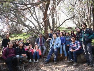 Salidas a terreno en el Bosque Esclerófilo