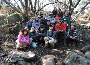 Micófilos y CEA Mahuida: una alianza para aprender sobre Hongos
