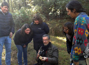 Exposición sobre Hongos Silvestres en Santa Bárbara