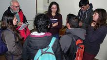 Micófilos dictó multitudinaria charla sobre hongos en la UdeC
