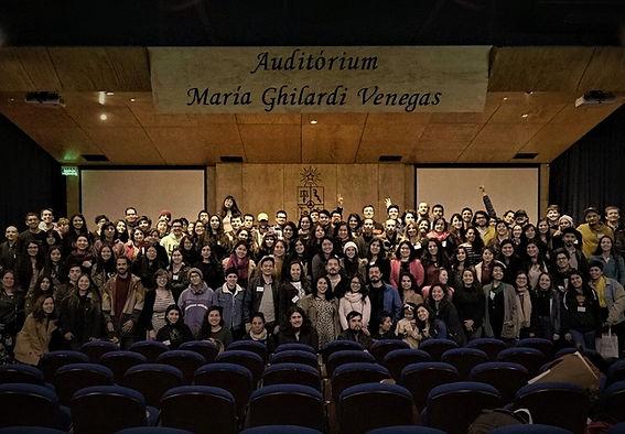 I Encuentro Chileno de Micología (2019).