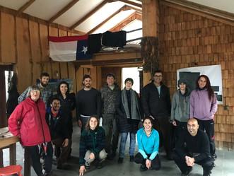 Exitosa charla y jornada de reconocimiento de macrohongos en la Araucanía