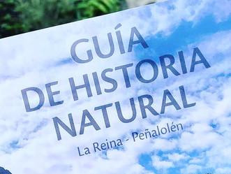 """Colaboración con la """"Guía de Historia Natural: La Reina y Peñalolén"""""""