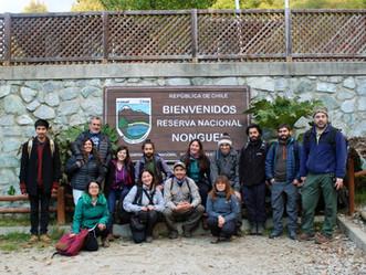 Excursión micológica a la Reserva Nacional Nonguén