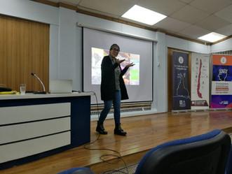 Charla sobre hongos y micorrizas en Punta Arenas