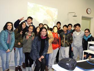 """Charla de Educación Ambiental: """"Los Digüeñes: Una Familia con Historia"""""""