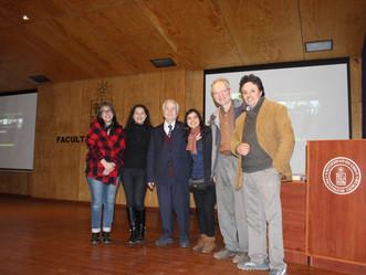 Micófilos estuvo en la RM y en la Región de Valparaíso
