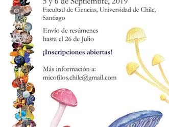 I Encuentro Chileno de Micología 2019
