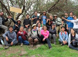 Curso Pre-Encuentro Chileno de Micología
