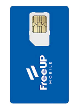 Freeup Mobile $15 250MB LTE