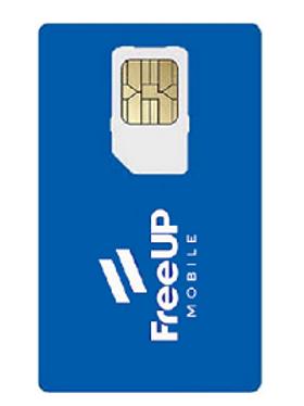 Freeup Mobile $30 5GB LTE
