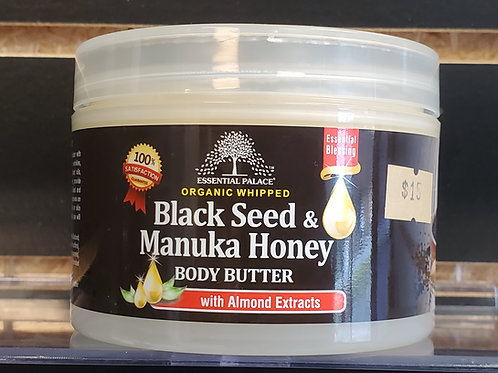 Black Seed & Manuka Honey Body Butter