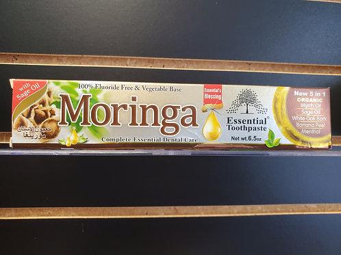 Moringa Toothpaste with Sage Oil