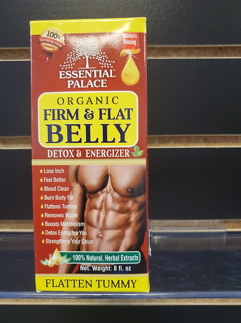 Organic Firm & Flat Belly Detox and Energizer
