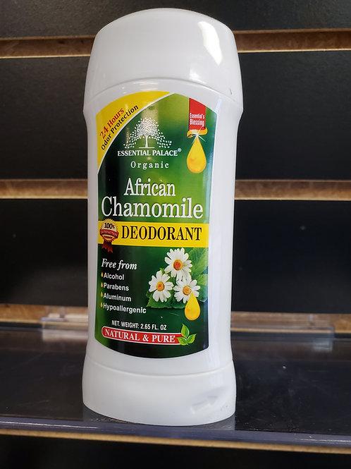 Organic African Chamomile Deodorant