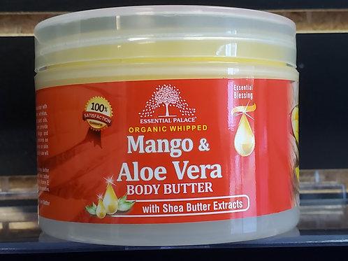 Mango & Aloe Vera Body Butter
